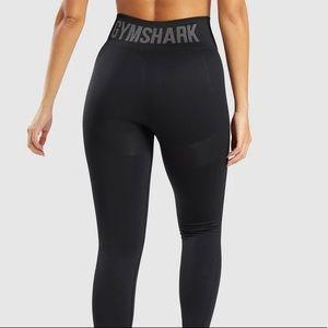 Gymshark Black Flex Seamless Leggings